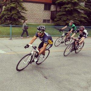 Banff Bikefest Crit