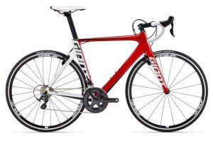 The Giant Propel Advanced 1 retails for just $2,649 CAD